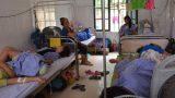 Bệnh viện Nam Định quá tải bệnh nhân sốt xuất huyết