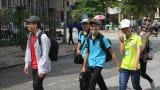 Nam Định: Tiếp sức mùa thi 2016 – Tổng kết ngày đầu ra quân
