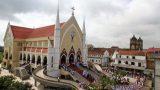 Chùm Ảnh Thánh Lễ Khấn Dòng – Tu Viện Dòng nữ Đa Minh Bùi Chu