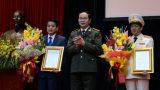 Thiếu tướng Đoàn Duy Khương làm giám đốc Công an Hà Nội