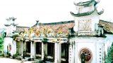 Di tích đền Thượng Lao, đền Xối Thượng và hai vị Đại khoa đời Trần