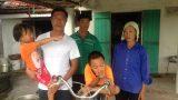 Tâm thư của 1 gia đình hoàn cảnh – Giao Yến Giao Thủy Nam Định