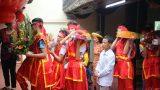 Nam Định: Mở hội đình làng Tân Cốc