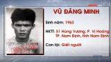 Công an tỉnh Nam Định truy nã 3 đối tượng giết người