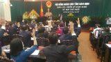 Nam Định: 6/7 lãnh đạo HĐND, UBND tỉnh tái cử