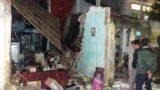 Nam Định: Nổ lớn sập 3 nhà liền kề, 4 người thương vong