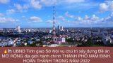 UBND Tỉnh giao Sở Nội vụ chủ trì xây dựng Đề án MỞ RỘNG địa giới hành chính THÀNH PHỐ NAM ĐỊNH TRONG NĂM 2022