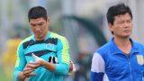 Thủ môn diễn hài ở V-League tái xuất trong nỗi buồn