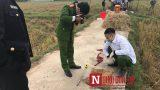 Nóng: Bắt nghi phạm liên quan tới thi thể cô gái dưới cống nước ở Nam Định