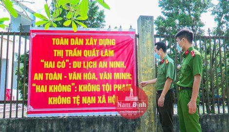 Nam Đinh : Xây Dựng Khu du lịch biển Quất Lâm – điểm đến an toàn, văn minh, thân thiện