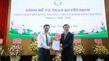 Lễ công bố Quyết định Hội đồng Trường Đại học Điều dưỡng Nam Định