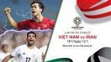 Nhận định Việt Nam vs Iran, 18h00 12/1: Chuyên gia dự đoán Asian Cup 2019