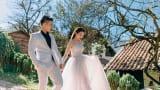 Ảnh cưới đẹp như mơ của cô dâu được đón bằng dàn xe Roll – Royce ở Nam Định