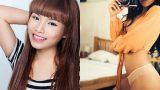 Màn lột xác 'gây choáng' của cô ca sĩ Nam Định ở tuổi 20