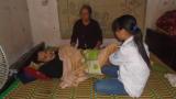 Vụ Bản-Nam Định: sau tai nạn thảm khốc bỗng chốc trở thành phế nhân, là gánh nặng cho vợ con