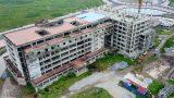 Dự án bệnh viện 850 tỷ bỏ hoang sau 10 năm thi công