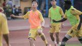 Các tuyển thủ U23 Việt Nam chuẩn bị thế nào cho V.League 2018?