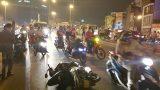 Xe máy tông dải phân cách, nam thanh niên thiệt mạng trong đêm