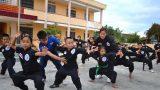 Phát triển phong trào võ thuật cổ truyền