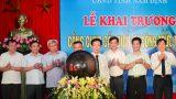 Nhấp chuột để 'gặp' chính quyền tỉnh Nam Định