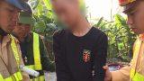 """Thanh niên 2k Nam Định tàng trữ ma túy có màu sắc lạ, bị 141 phát hiện còn chối """"em không biết…"""""""
