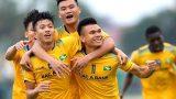 Vòng 18 V-League: Nam Định khó gây sốc trước SLNA