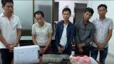 Ba anh em ruột quê Nam Định sa lưới ở TP HCM