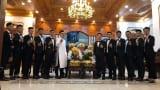 Cận cảnh lâu đài của đại gia Nam Định có con gái đeo vàng trĩu cổ ngày cưới