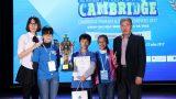 Quán quân Cambridge Primary & Junior Achievers 2017