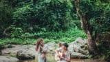 """Cặp đôi bác sĩ rủ nhau vào rừng chụp ảnh cưới cực """"dị"""""""