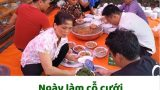 Xem cảnh làm cỗ cưới ở Nam Định, dân tình rần rần than 'nhớ quê'