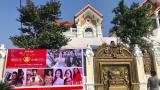 Nam Định: Đám cưới có cả banner liệt kê ca sĩ hát khiến người đi đường cứ ngỡ là show âm nhạc