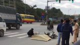 Dừng đèn đỏ, nam thanh niên quê Nam Định bị xe khách đâm tử vong