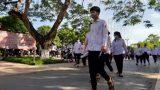 26 thí sinh Nam Định vắng mặt môn Toán