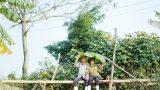 Nghĩa Hưng: Bộ ảnh của cặp vợ chồng nông dân dịp Valentine khiến ai cũng xao xuyến