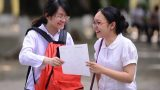 Học sinh Nam Định làm thêm bài thi tổng hợp vào lớp 10