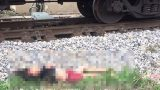 Nam Định: Bé gái bị tàu đâm tử vong khi băng qua đường sắt đi đón em