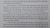 Ngày 7/2, lãnh đạo UBND tỉnh Nam Định đã có văn bản tiếp tục cho trẻ em, học sinh, sinh viên tạm thời nghỉ học để phòng, chống dịch do nCoV gây ra.