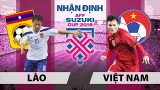 Nhận định Lào vs Việt Nam (19h30, 8/11) AFF Cup 2018: Ra quân khởi sắc