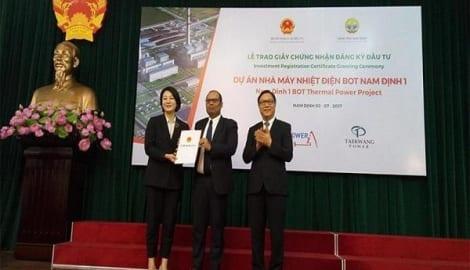 Nam Định: Chuẩn bị đón nhà máy nhiệt điện hơn 2 tỷ USD