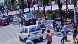 Nam Định: Công an điều tra vụ hàng chục côn đồ mang dao kiếm, nổ súng để siết nợ