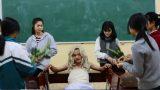 Phì cười với clip nhép 'Lạc trôi' của học sinh Nam Định