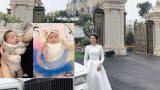 Sau 8 tháng sinh con, cô dâu 200 cây vàng ở Nam Định lộ ảnh