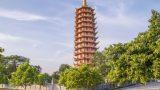 Nghĩa Hưng: Về thăm chùa Phúc Lộc – Bảo tháp Đại Bi