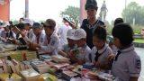 Nam Định xây dựng 12.662 tủ sách lớp học