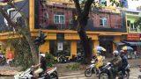 Thành Phố Nam Định tan hoang sau sự hung bạo của cơn bão số 1