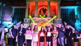 Ảnh: Tạo hình sáng tạo đầy ma mị của học sinh Nam Định ngày Halloween