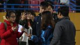 Fan nữ bủa vây dàn sao U23 Việt Nam trong trận giao hữu giữa Hà Nội FC vs Nam Định
