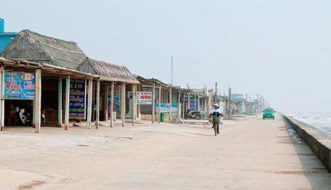 Công an Nam Định quyết xóa nạn mại dâm ở biển Quất Lâm