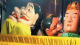 Múa rối Đầu Gỗ – Nét văn hoá đặc sắc trong lễ hội chùa Đại Bi